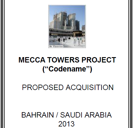 Mecca Towers